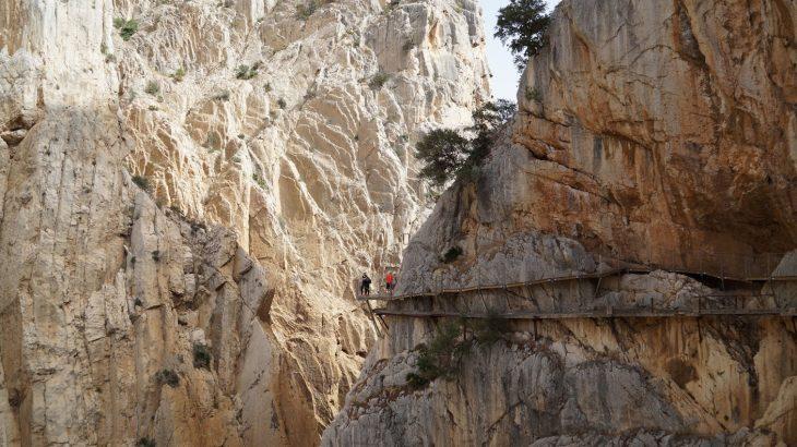 Klettersteig Caminito Del Rey : Caminito del rey u2013 der u201ekleine königswegu201c cortijo los capitos